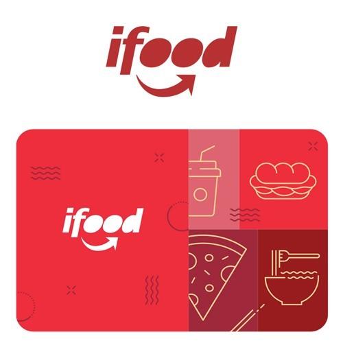 Ifood Card Virtual - R$ 50