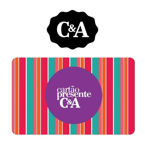 Cartão Presente C&A Virtual - R$ 40