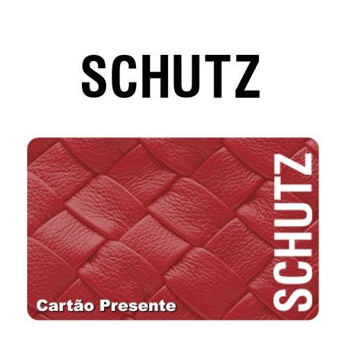 Cartão Presente Schutz Virtual R$ 200