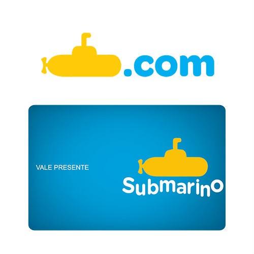 Vale Presente Submarino Virtual - R$ 100