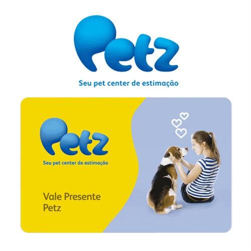 Vale Presente Petz Virtual - R$ 100
