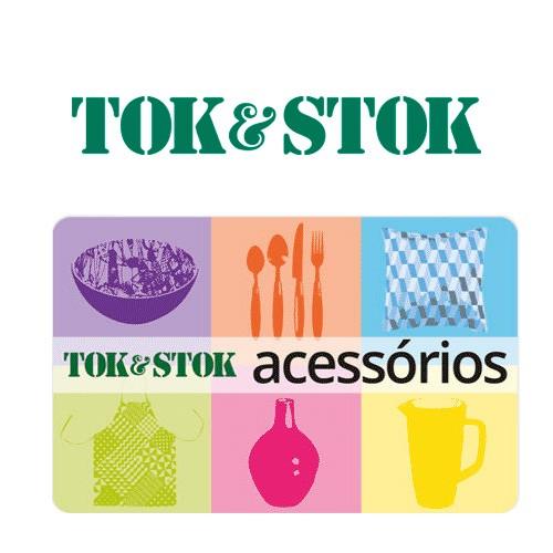 Tok Presente Acessórios Virtual - R$ 250